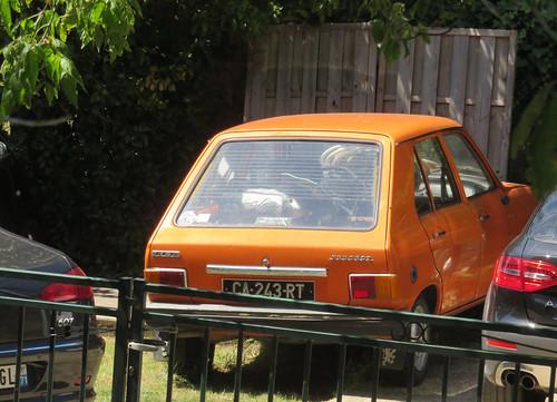 1977 Peugeot 104 GL6 (1124cc) | by Spottedlaurel