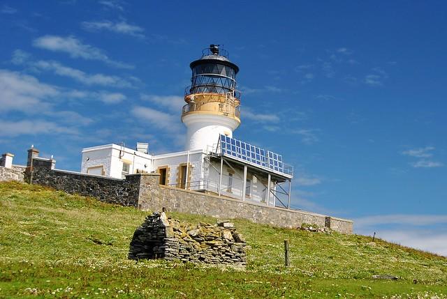Eilean Mor Lighthouse