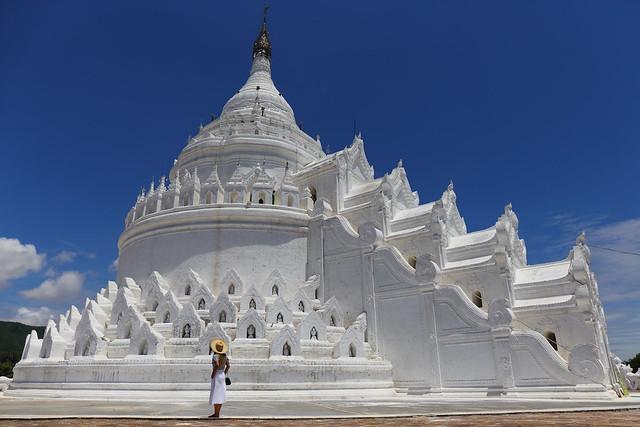 Hsinbyume Pagoda, Sagain Region