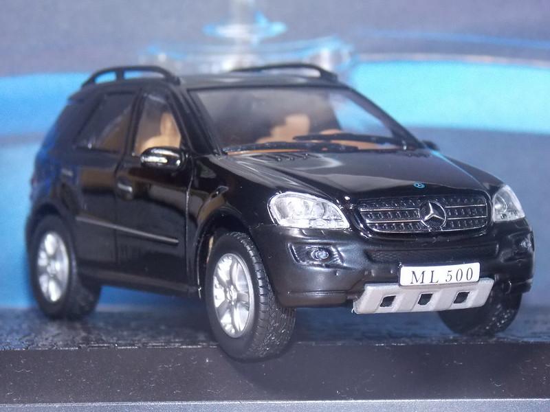 Mercedes Benz ML 500 - 2005