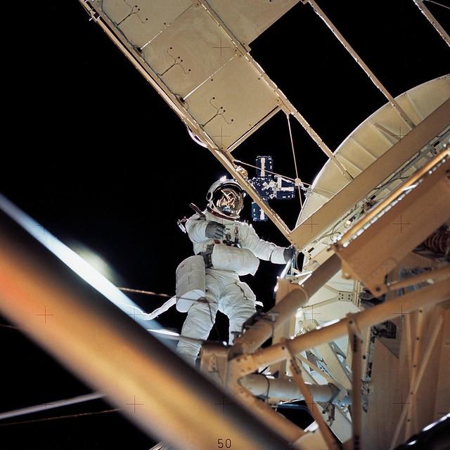 #TBT: Second Crewed Skylab Mission Splashes Down – Sept. 25, 1973
