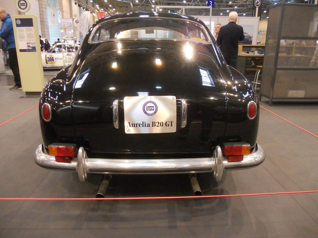 Lancia Aurelia B20 V6 2.0 (1951)