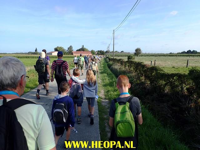 2017-08-24                     Poperinge            3e dag  35 Km     (20)