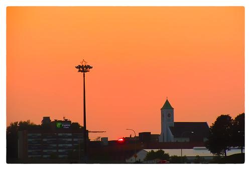 0817 2017 sky sunset vacation saintjohn newbrunswick canada ca