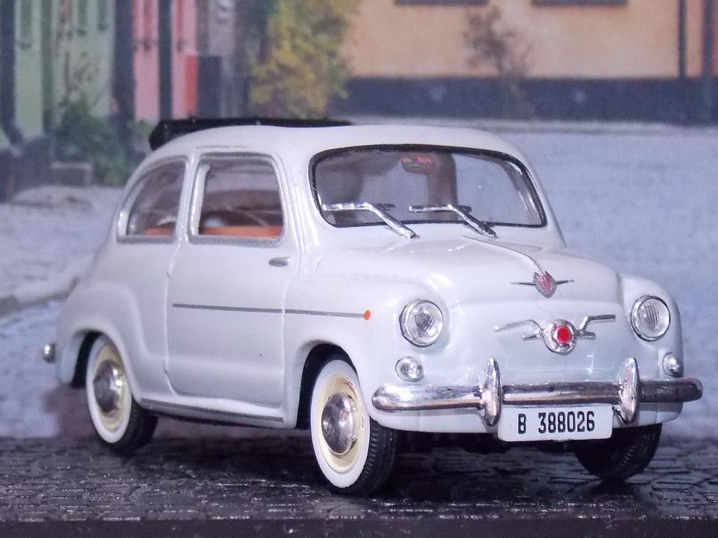 Seat 600 D – 1964