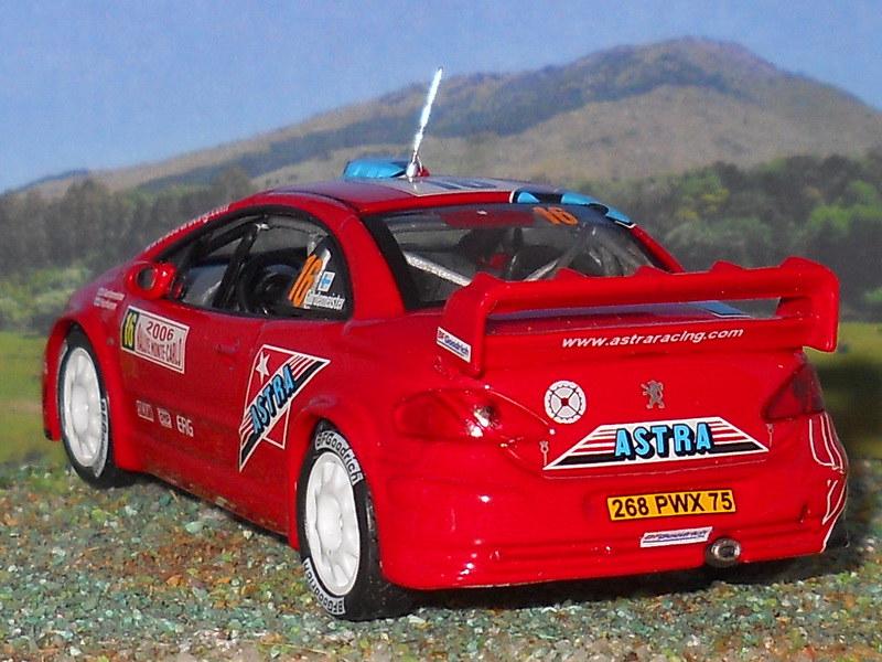 Peugeot 307 WRC – Montecarlo 2006