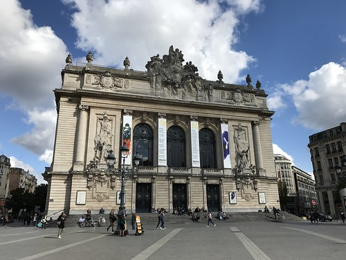 Opéra de Lille | by ksxio