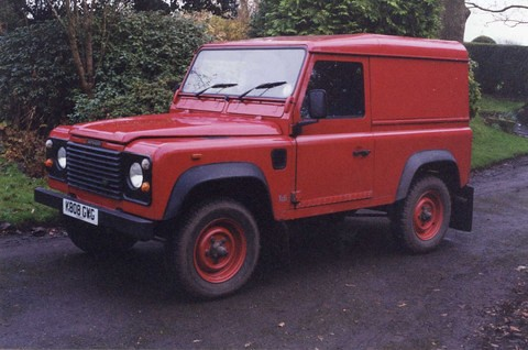 Land Rover Defender 90 – Royal Mail – 1991