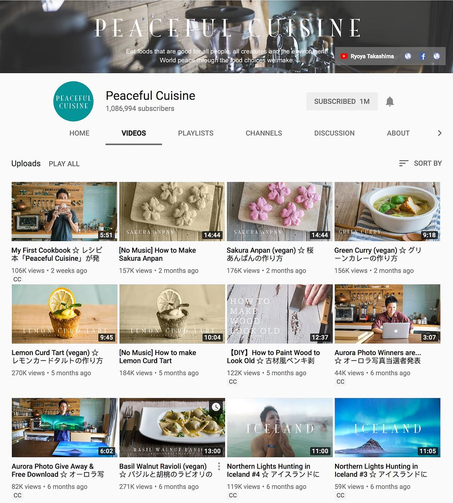 Peaceful Cuisine: Most Therapeutic YouTube Cooking Channel