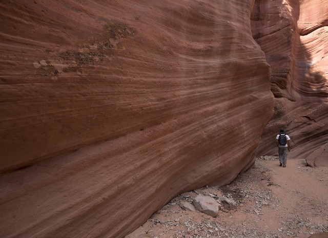 PEEK-A-BOO RED CANYON