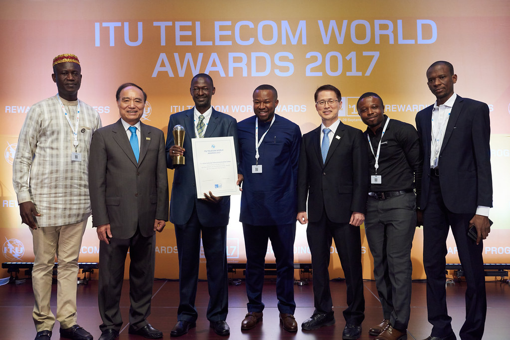 ITU Telecom World Awards Ceremony