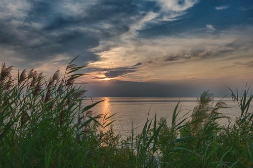 sunset 7dmkii pointfarms canon provincial park