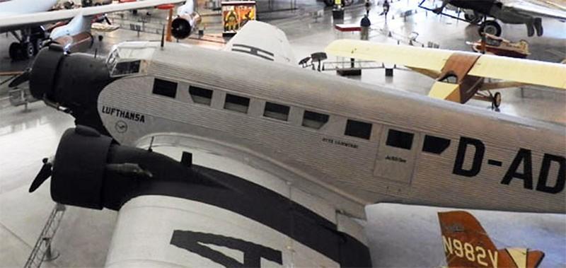Junkers Ju-52 CASA 2