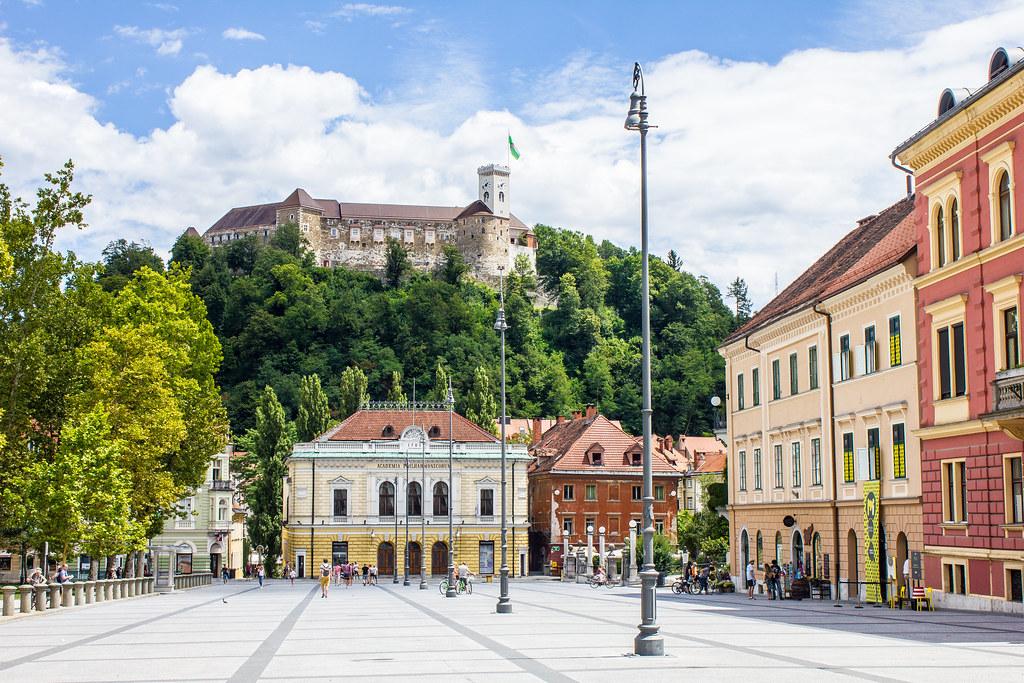 Risultati immagini per Ljubljana Castle