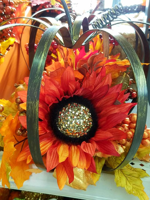 Photos by Joseph.....Something Pretty For Autumn At A Local Store Recently  ☺☺