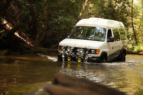 DL- custom 4x4 van | by dondiartphotography @ gmail.com