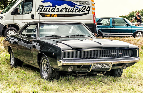 DODGE Charger 1968 | by Imagonos