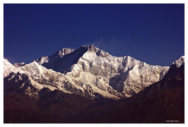 Mount Kangchenjunga,Darjeeling