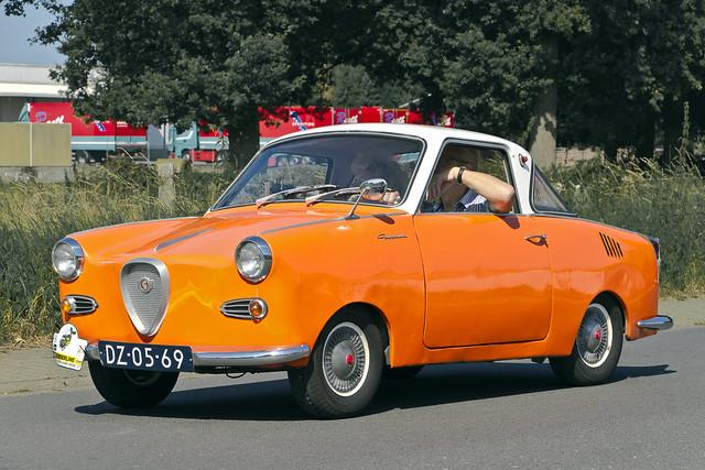 Glas Goggomobil TS 250 Coupé 1969 (7680)