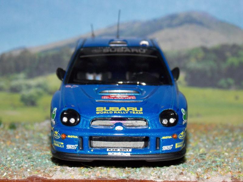 Subrau Impreza WRC – Montecarlo 2002