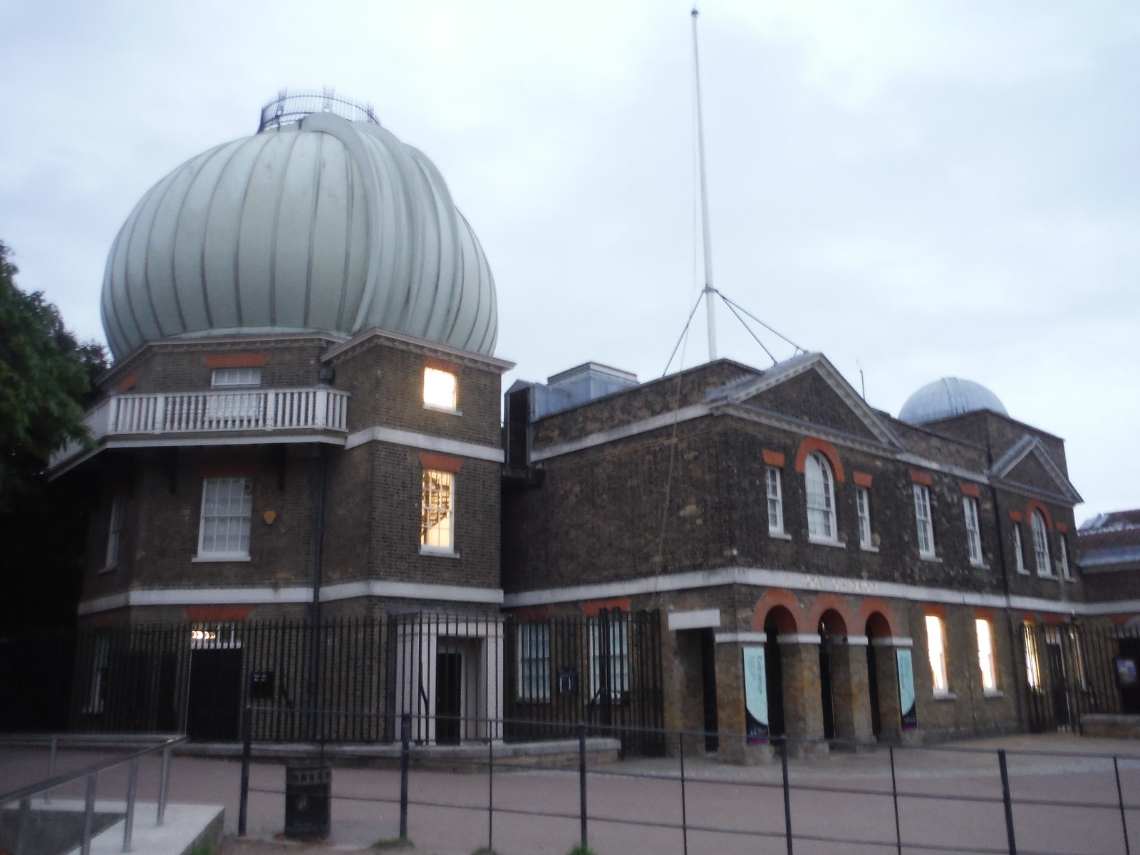 Great Equatorial Telescope and Meridian Observatory SWC Short Walk 12 - Greenwich Park