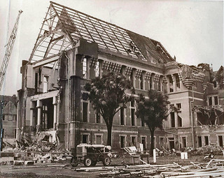 4. Photo of Demolition