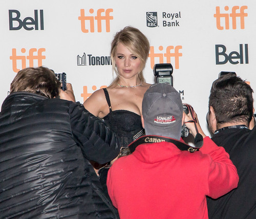 Jennifer Lawrence | by Somewhere In Toronto