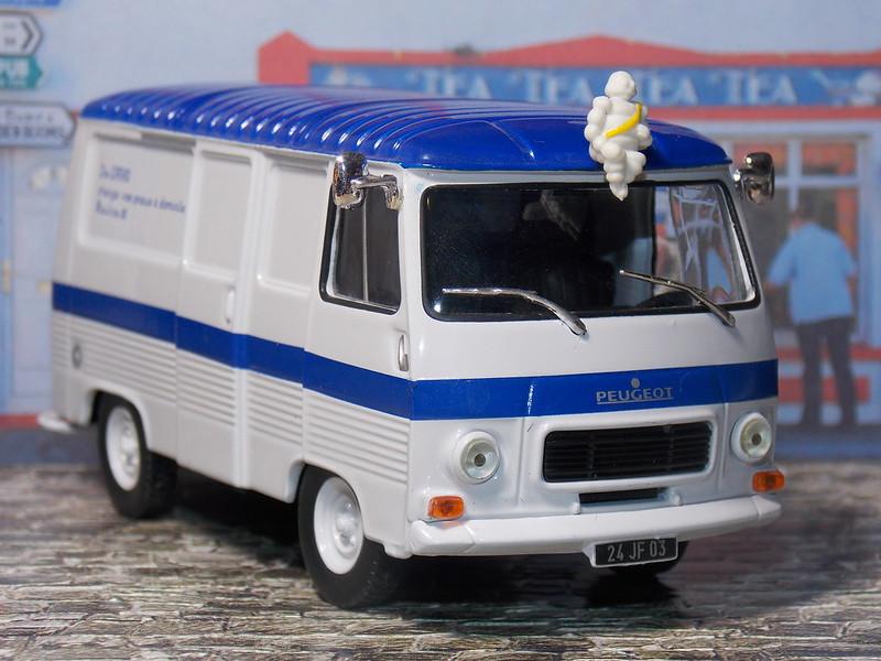Peugeot J7 – Michelin – 1970