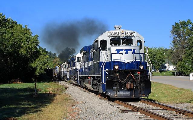 TTI 5815 (B36-7) Cowan, Kentucky