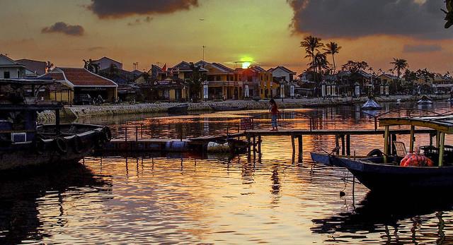 Capvespre,Atardecer,Sunset (Vietnam)