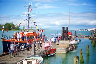 Richmond Maritime Festival 2017 - Steveston, B.C.   by John Bollwitt
