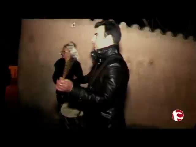 ElCristo - Videos - Intercomarcal TV - (2016-03-18) - VII Vía Crucis Nocturno