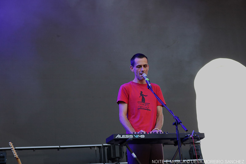 Manel Cruz - Vodafone Paredes de Coura '17