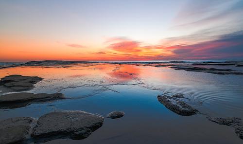 daybreak landscape nature rocky terrigal sunrise centralcoast earlymornings newsouthwales rocks earlymorning nsw water sea scenery clouds travel coastal scenic dawn theskillion seascape skillion coast waterscape australia