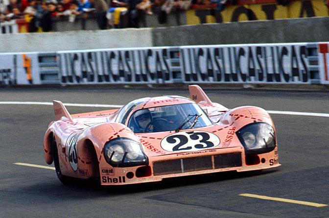 Porsche 917/20 Pig Pink – Le Mans 1971
