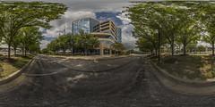 HDR 360 Panorama - Rokinon 12mm Fisheye - 9690 Deereco Office Building