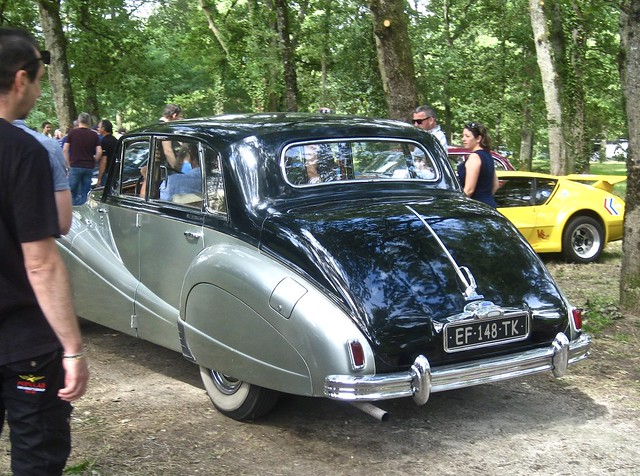 1953 ARMSTRONG SIDDELEY Sapphire 3.4 Litre/346 Saloon