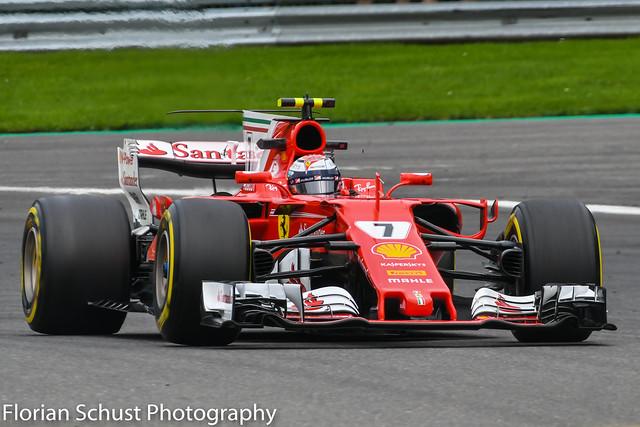 Formula One: Pirelli Belgian Grand Prix 2017