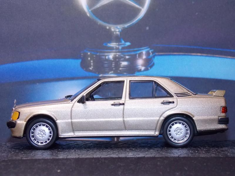 Mercedes Benz 190E 2.3 16V – 1984