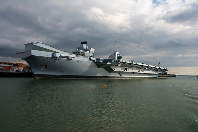 HMS Queen Elizabeth 1