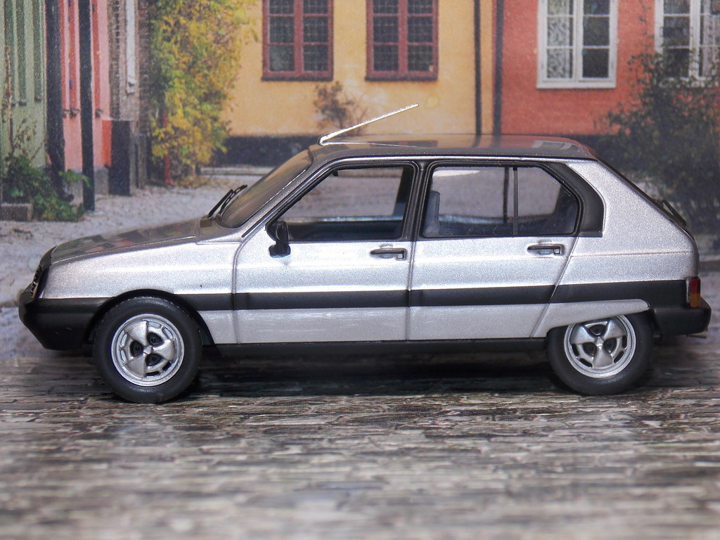 Citroën Visa II Club – 1981