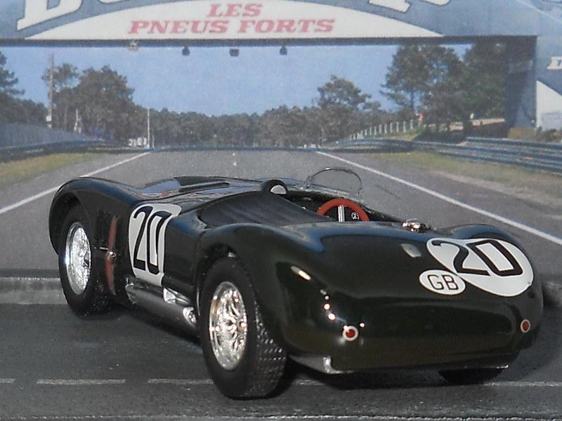 Jaguar C-Type (XK-120C) – Le Mans 1951