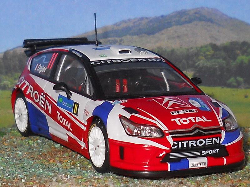 Citroën C4 WRC – Irlanda 2009