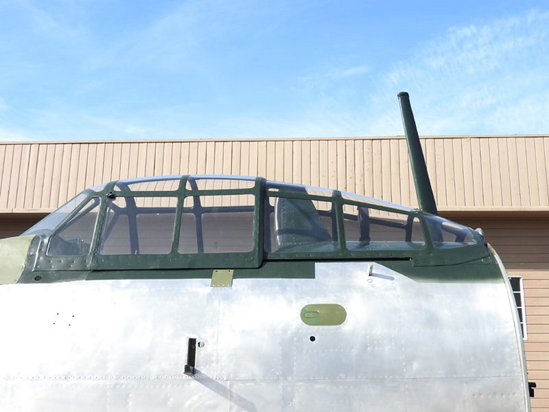 Mitsubishi A6M Zero 6
