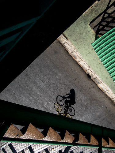 The Cyclist | by Henry Sudarman