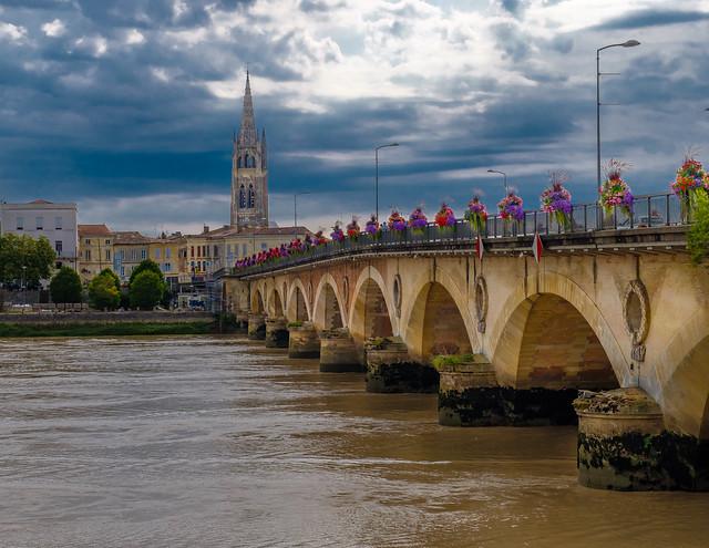 Pont du Noyer, Libourne   FR 1825