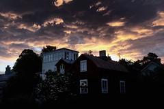 Early morning in Mariehamn, Åland Islands