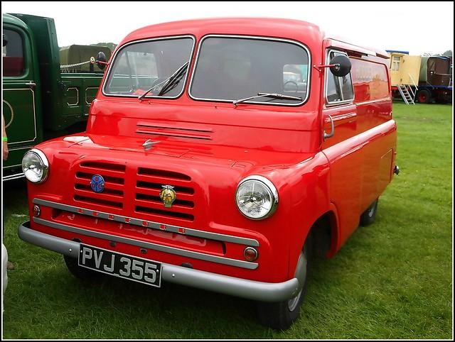 Bedford CA Van..