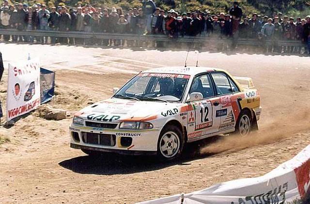 Mitsubishi Lancer EVO II – Portugal 1995
