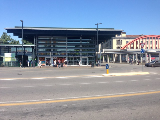 Bergamo Bus Station